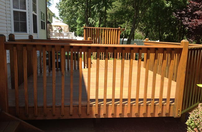 Exterior Staining Indianpolis