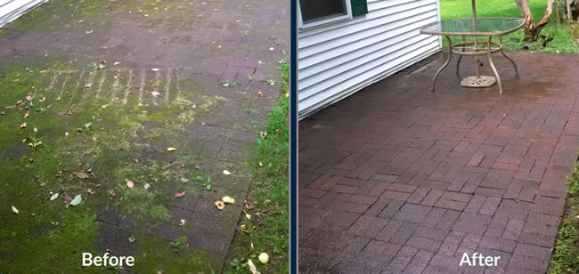 Power Washing Services in Indiana.