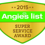 White's Painting and Power Washing Earns Esteemed 2015 Angie's List Super Service Award