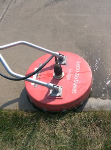 Surface Cleaner For Driveway