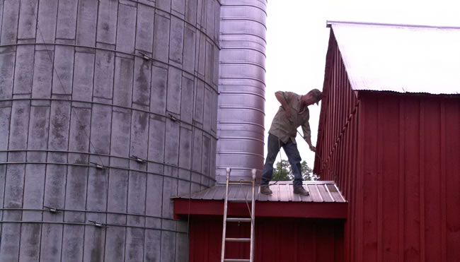 Agricultural Painting Services Central Indiana