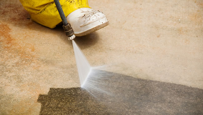 Driveway Cleaning and Concrete Washing Indianapolis