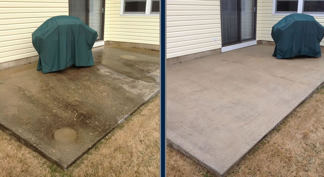 Zionsville Indiana Painting and Power Washing Contractor