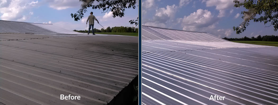 Central Indiana Agricultural Building and Steel Building Painters.