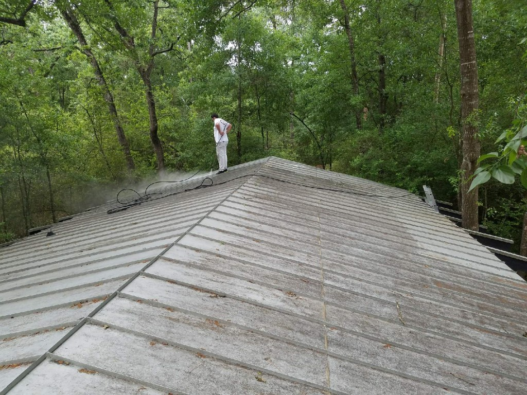 Metal Roof Coatings Contractor In Indiana Indianapolis